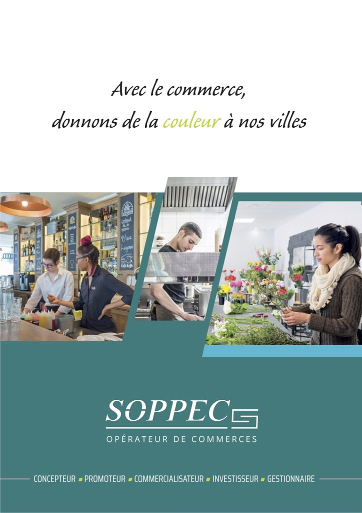 SOPPEC -- plaquette