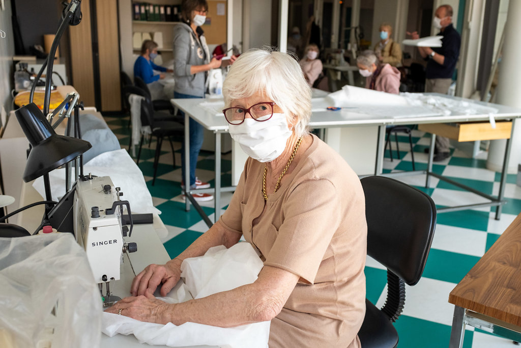 COUTURIERES SOLIDAIRES